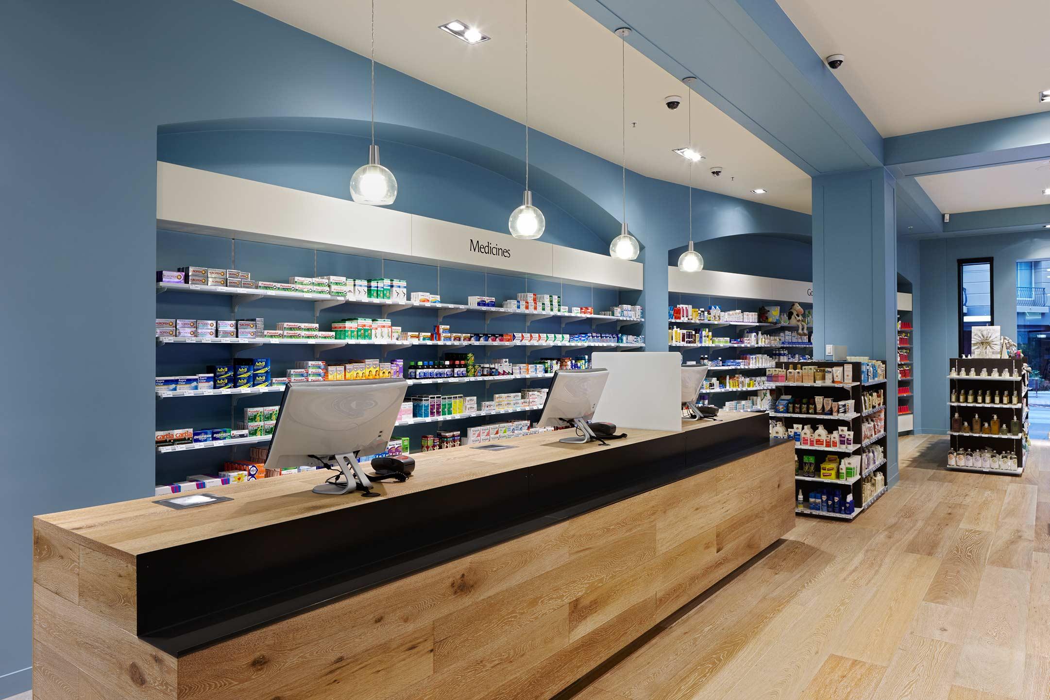 Beautiful Pharmacy Design Ideas Gallery - Home Design Ideas - getradi.us