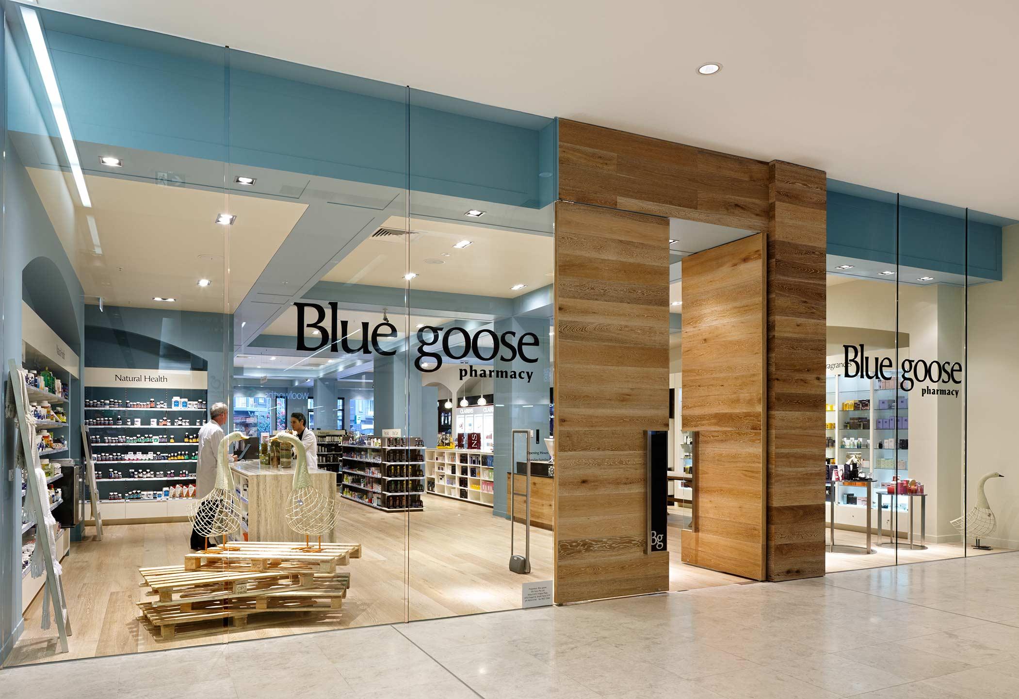 Blue Goose Pharmacy | RED Design Group
