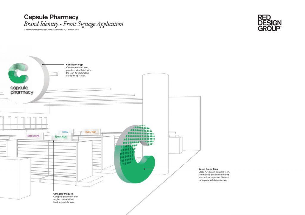 CPS002 GPRES002-03 Capsule Pharmacy Branding