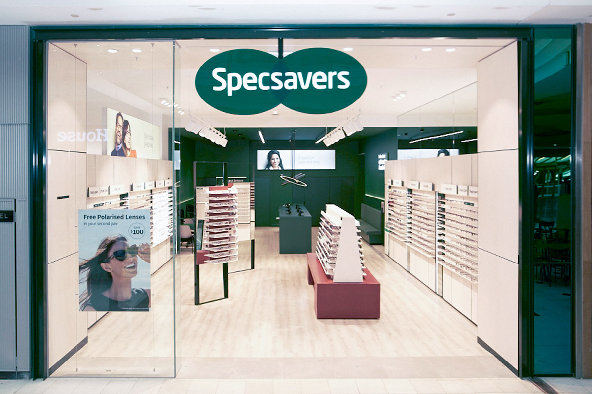 198c3159de Our design strategy was to create a customer journey that exhibits all the  great qualities of Specsavers in an organised fashion.