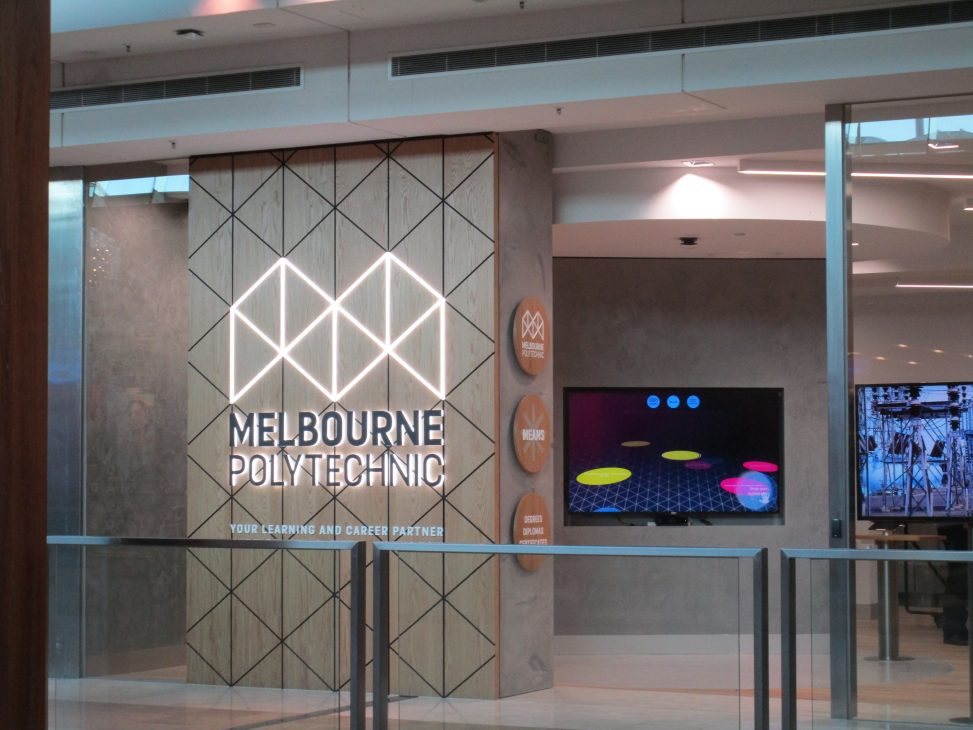 Interactive Learning Through Design Melbourne Polytechnic Red Design Group